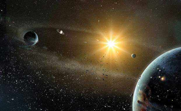 Undiscovered planets