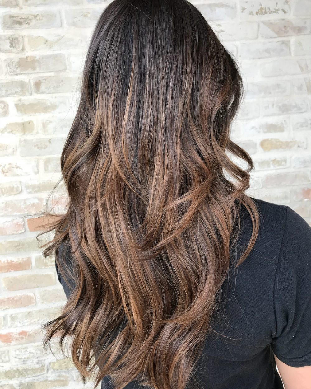 24 Most Beneficial Long Haircuts for Thick Hair