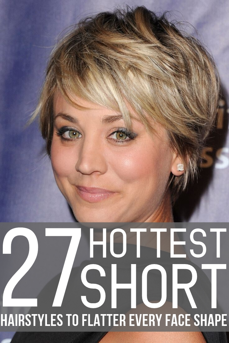Magnificent 27 Hottest Short Hairstyles To Flatter Every Face Shape Schematic Wiring Diagrams Amerangerunnerswayorg