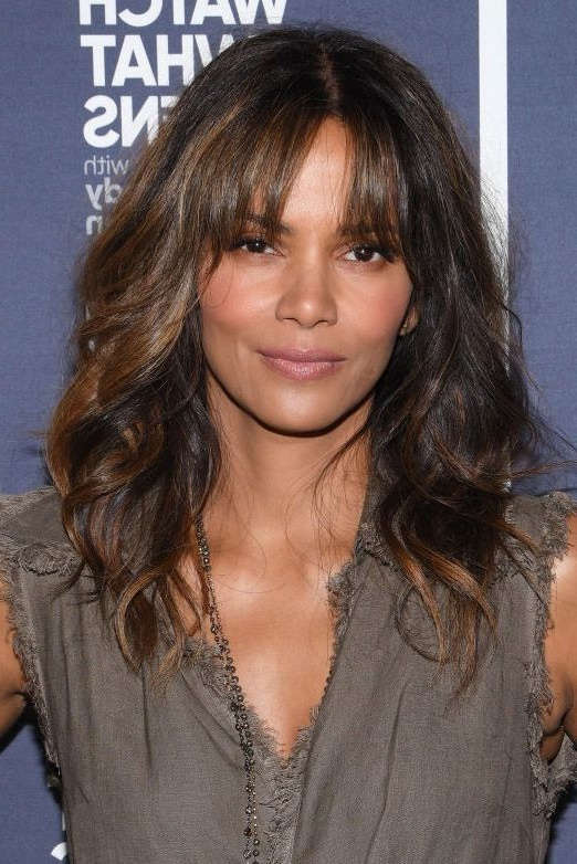 Long Hair Cuts For Women Over 40 30