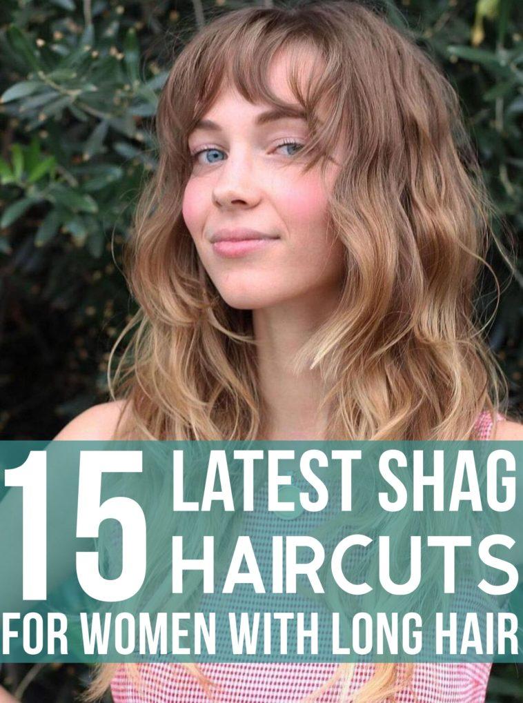 Shag Haircuts For Women 68