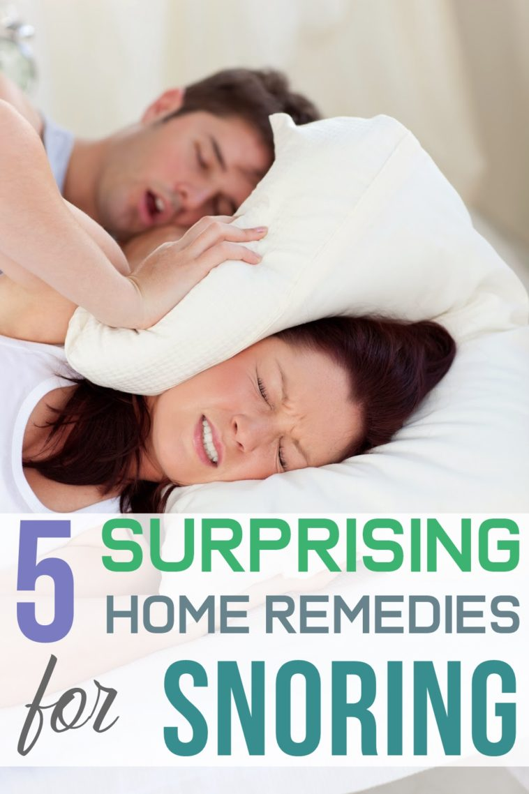 5 Surprising Home Remedies For Snoring-6015