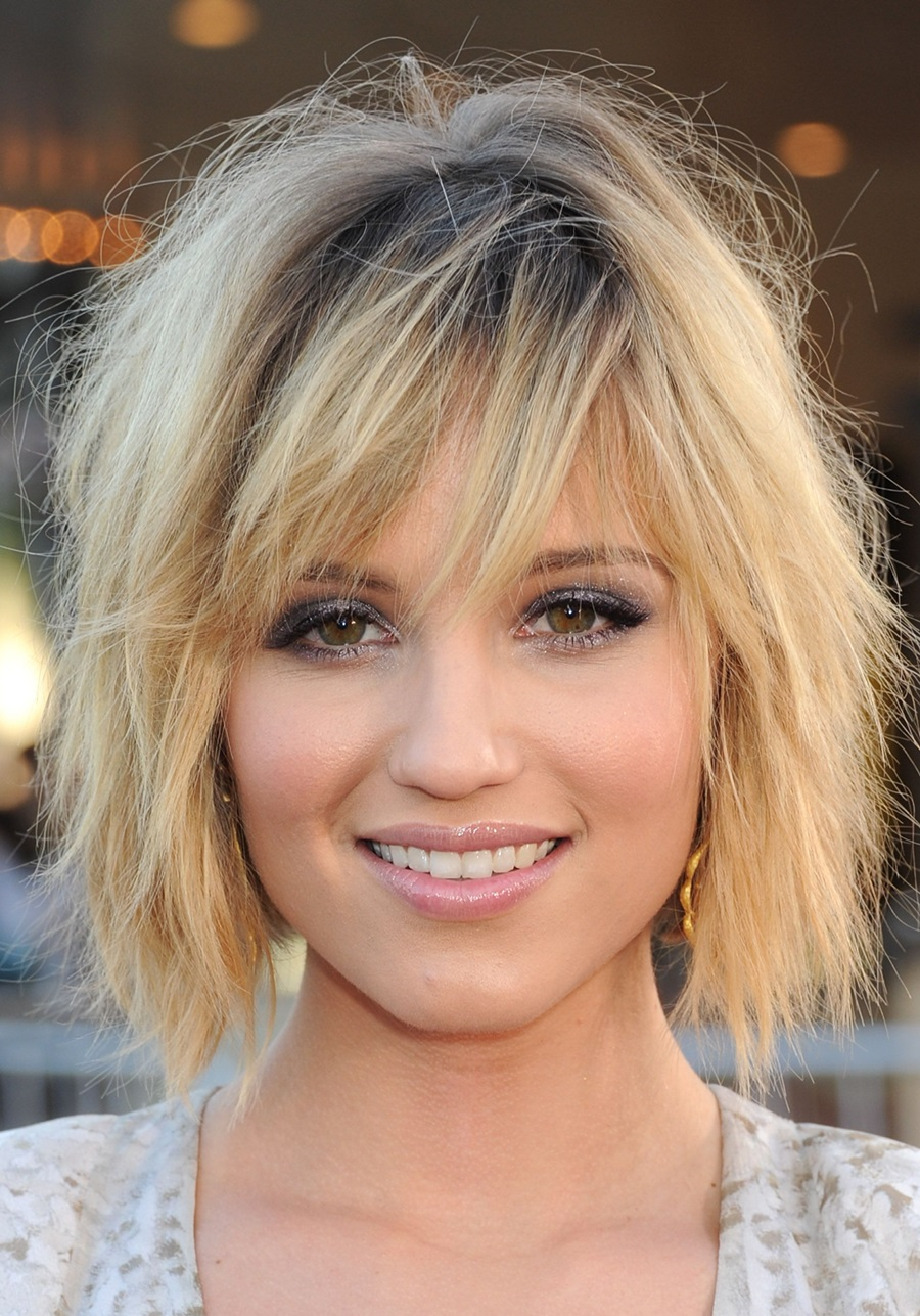 14 Super Flattering Bob Haircuts for Round Faces